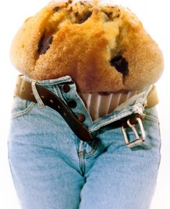 How to Lose Your Muffin Top!