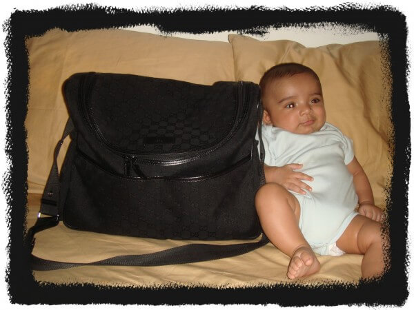 What's In SuperMommy's Diaper Bag?