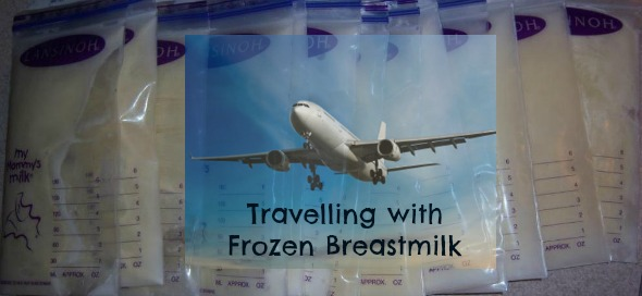 Travelling With Frozen Breastmilk