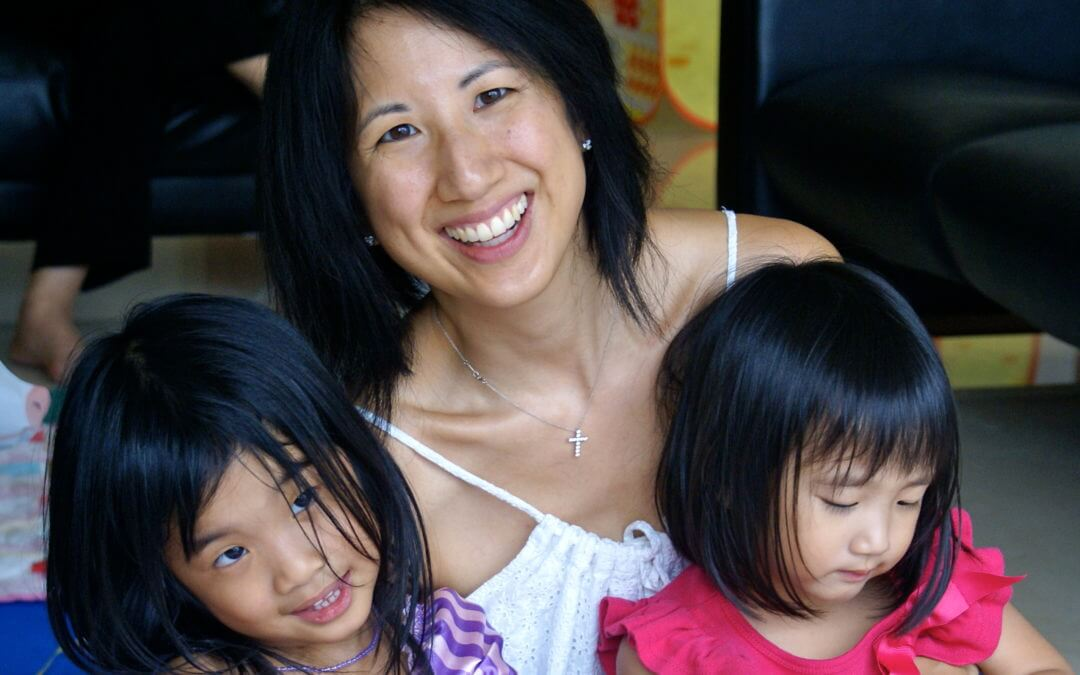 Featured Super Mom Amy Ho