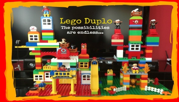 Lego Duplo…The Possibilities Are Endless!