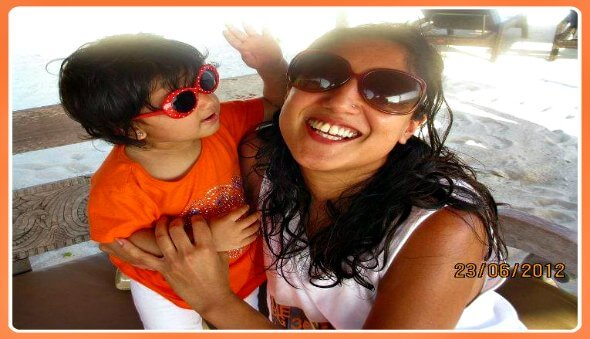Featured Super Mom Gayatri Punj Talwar