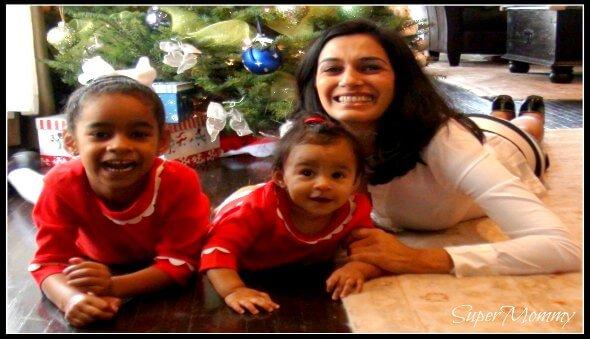 Featured Super Mom Preeti Vaswani Haqq