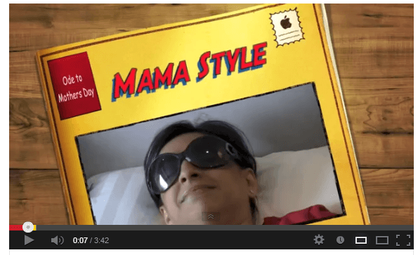 """Do you have """"Mama Style""""? – A Totally Funny Mother's Day Gangam Style Video"""