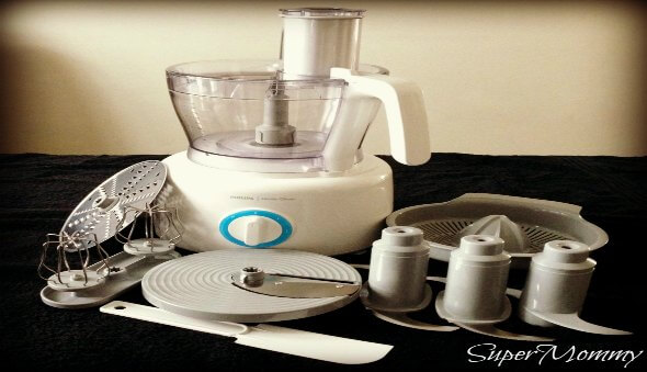 The Philips Jamie Oliver Food Processor – Helping Busy Moms Everywhere!