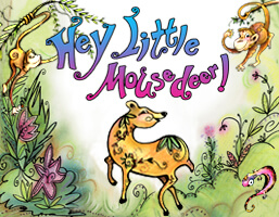 Giveaway – Win Tickets to See Hey Little Mousedeer!