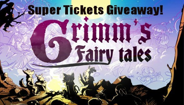 Win Tickets To See Grimm's Fairy Tales