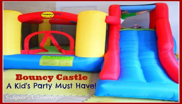 Bouncy Castle – A Kid's Party Must Have!