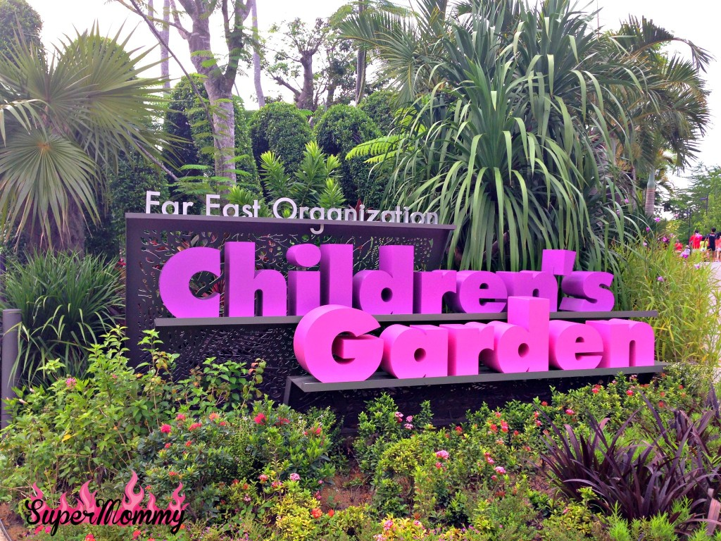 Children's Garden at Gardens By the Bay Singapore