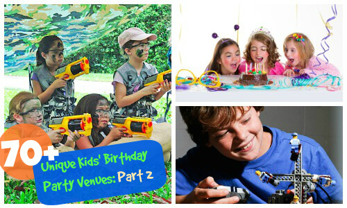 unique kids' birthday party venues, party, kids party, party venues, unique party, kids party, birthday venue, birthday party, kids birthday, kids venue