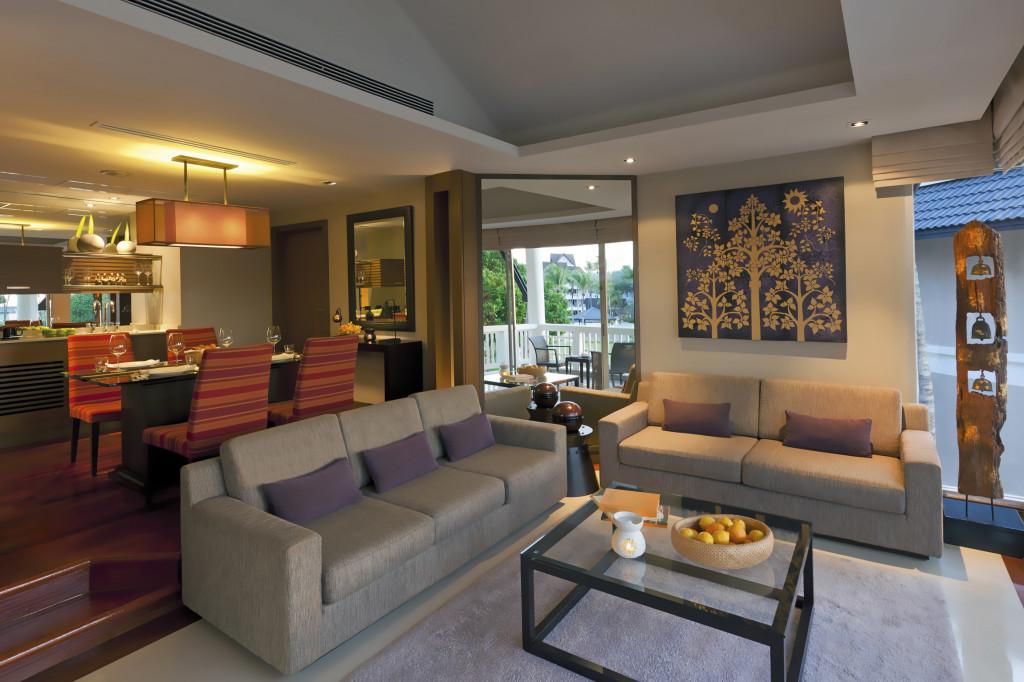 Angsana Laguna Phuket Two Bedroom Suite