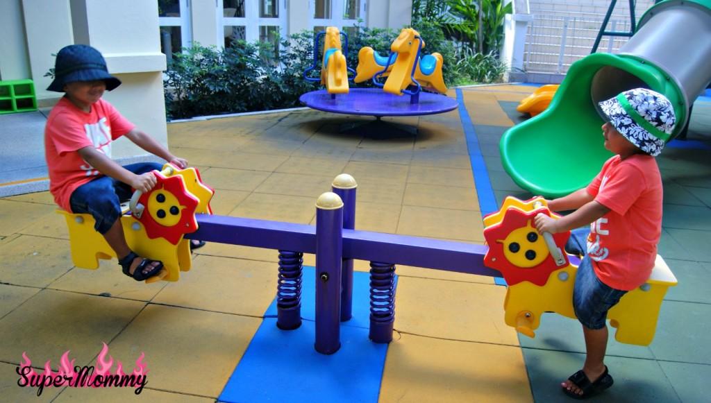 Angsana Laguna Phuket Treehouse Kids Club