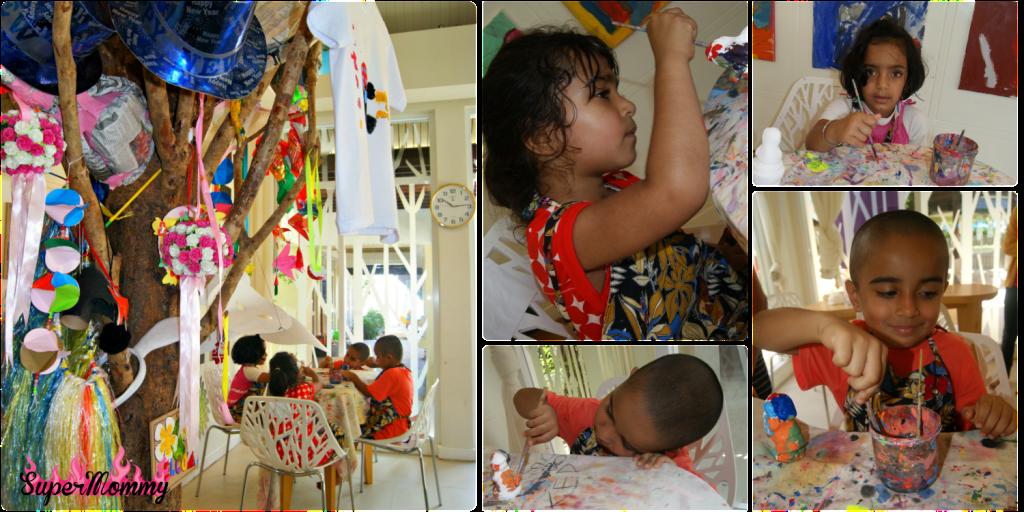 Angsana Laguna Phuket Kids Club Activities
