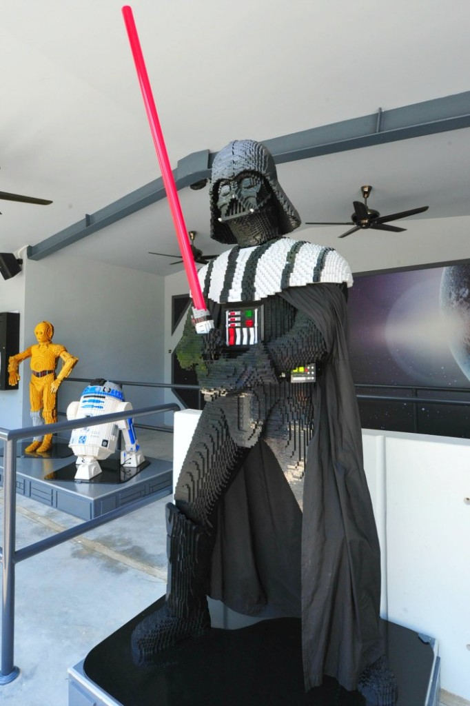 Darth Vader Legoland Malaysia
