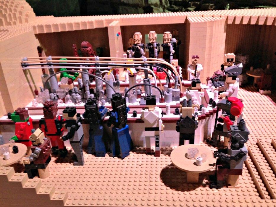 Legoland Malaysia Star Wars Display Legos