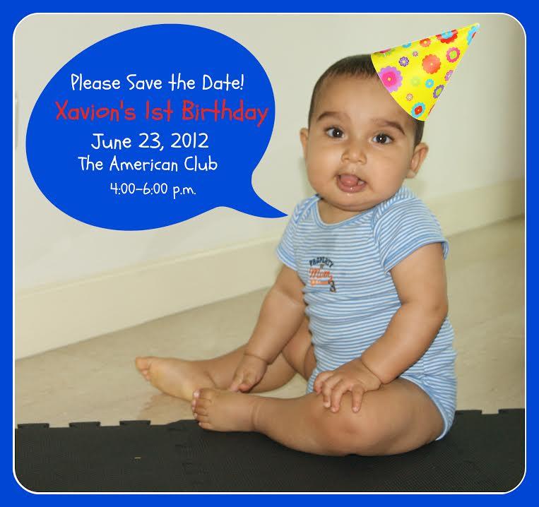 kids birthday party invitation, rsvp, gift & etiquette