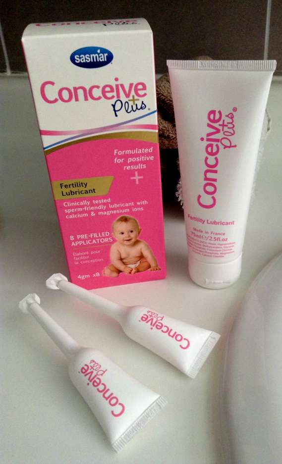 Trying to Conceive Conceive Plus Fertility Lubricant