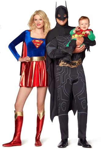 Where to buy Halloween Costumes in Singapore Family