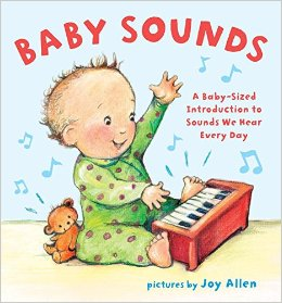 Baby Sounds - Must Read Toddler Books