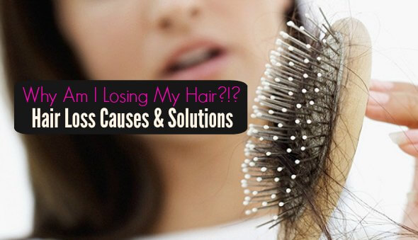 Hair Loss Causes & Solutions for Moms