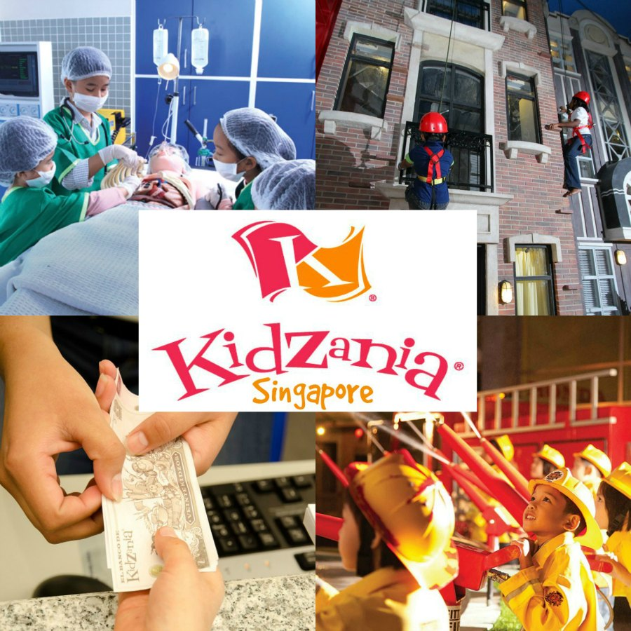 Kidzania Sentosa Singapore Hours, Ticket Prices, Admission, Parking, Palawan Beach