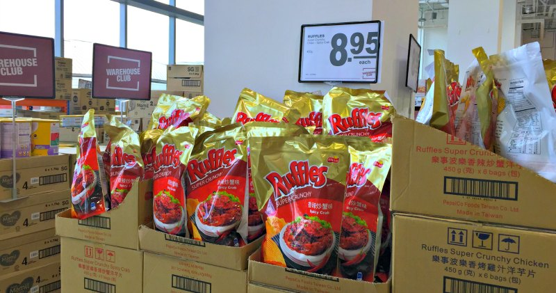 17 Warehouse Club Review Jurong Singapore things to buy