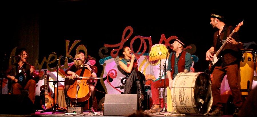 ACT 3i Festival for Children Awake LOVE Orchestra