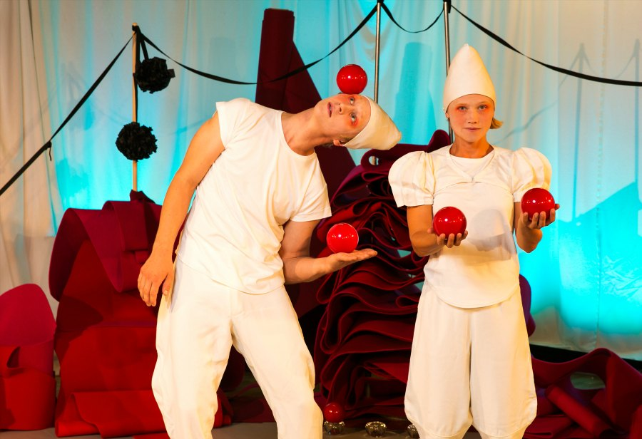 ACT 3i Festival for Children Marmalade