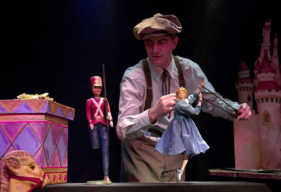 ACT 3i Festival for Children The Steadfast Tin Soldier