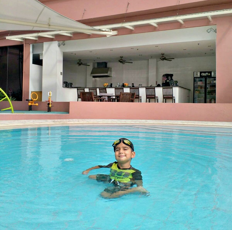 Kid Child Friendly Serviced Apartment Singapore Great World