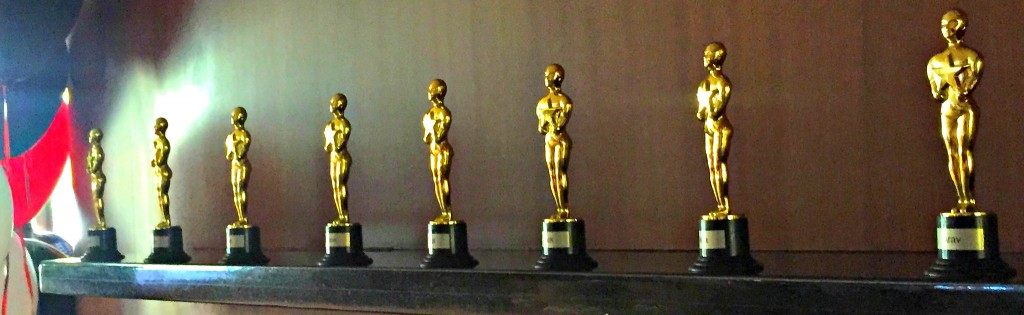 Movie Night Themed Kids Birthday Party Oscars Awards