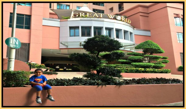 Great World Serviced Apartments – A Child Friendly Place to Stay (Part 1 of 2)