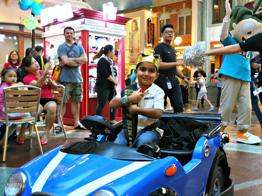 KidZania Singapore Kids Unique Birthday Party Venue Party Package