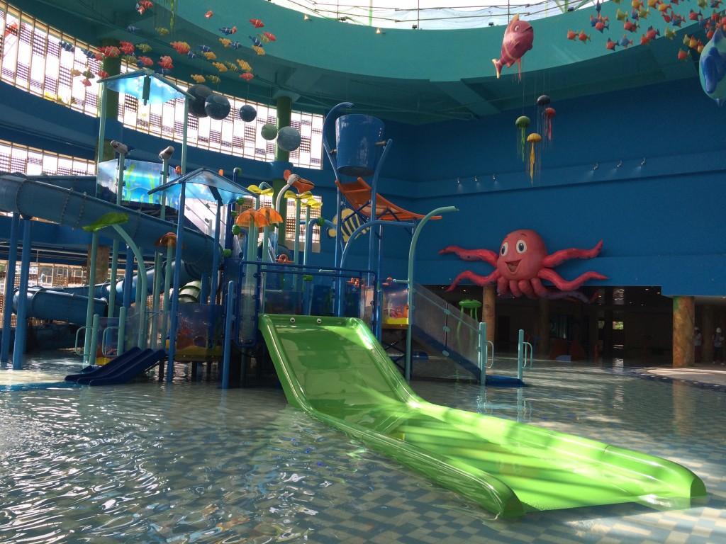 Singapore Waterpark Water Play Swimming Kids Toddler Outdoor Playground Kidz Amaze @ Punggol