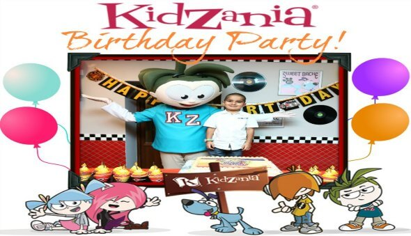 A Zuper KidZ Birthday Party at KidZania Singapore