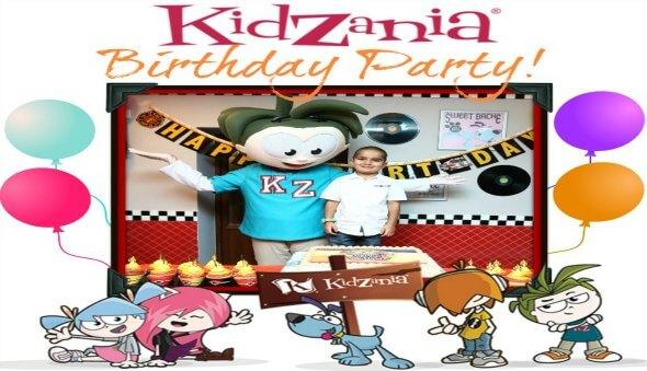 A Zuper KidZ Birthday Party at KidZania Singapore