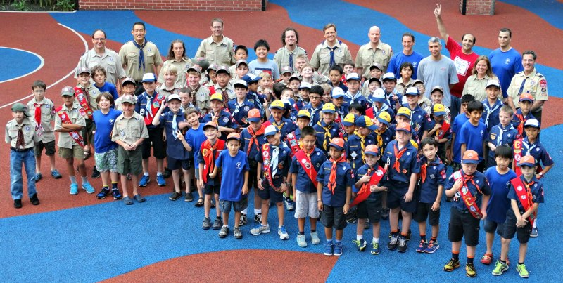 Cub Scouts of America Singapore