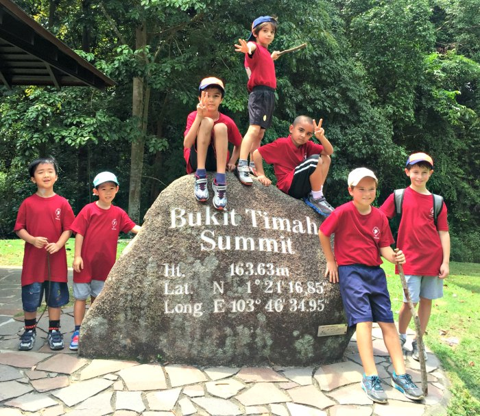 Cubs Scouts of America Singapore 2