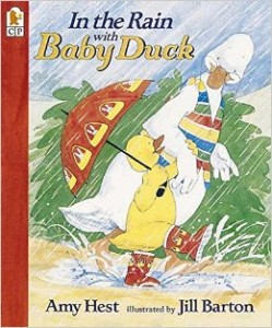 In the Rain With Baby Duck Must Read Preschool Books for Toddlers Kids