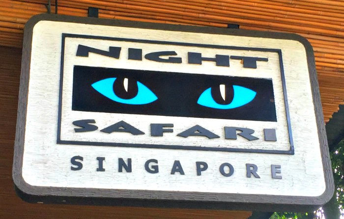 Singapore Night Safari Visiting with kids, toddlers, babies