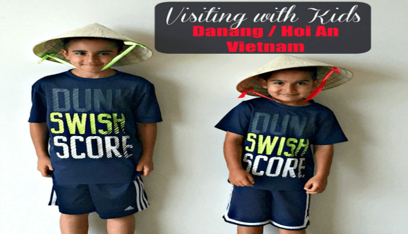Places to go with Kids on your Vietnam Holiday!