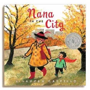Nana in the City - Preschool Book List