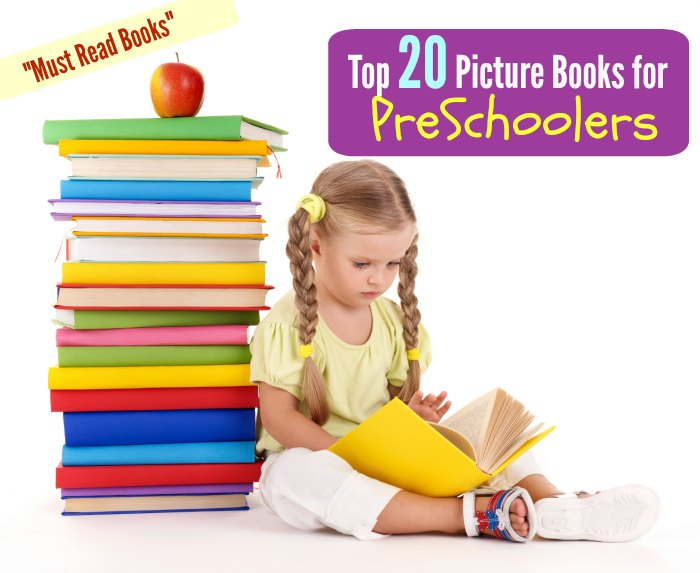 Preschool Book Reading List