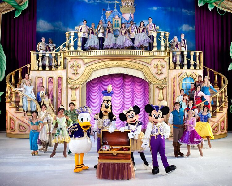 Disney on Ice Singapore promotions, tickets, times, dates