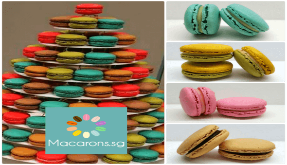 """Macaron Towers"" – The Hottest New Party Trend!"