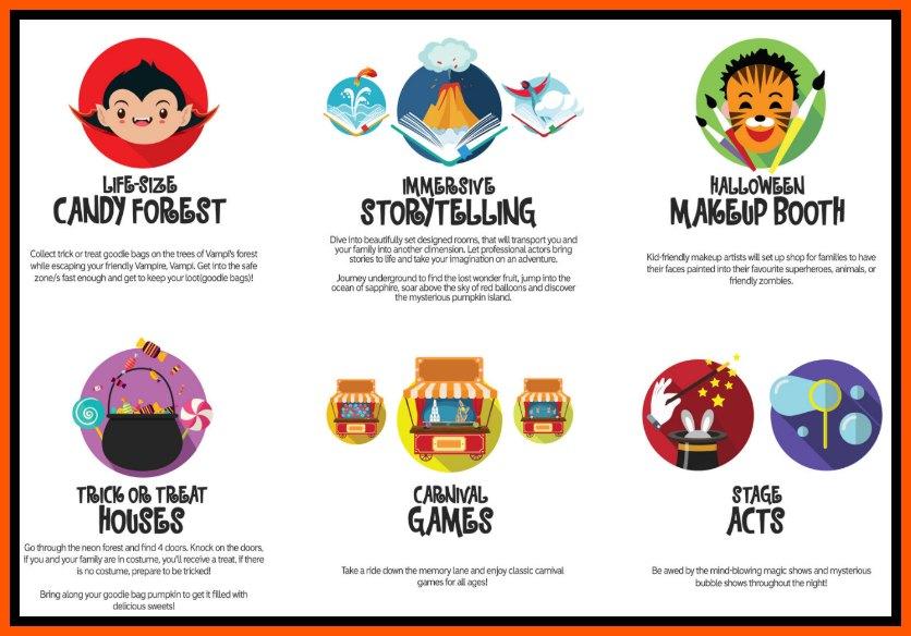 Halloween Family Night Out KidZania Singapore 2017 Kids Children Halloween Events Trick Or Treating