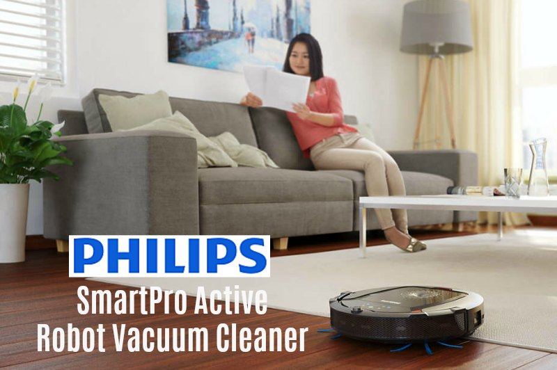 Philips SmartPro Active Vacuum Cleaner Review Promotions