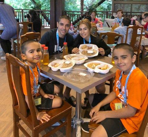 2 Ocean Dreams Sleepover Resorts World SEA Aquarium Hotel Suites Kids Activities Singapore