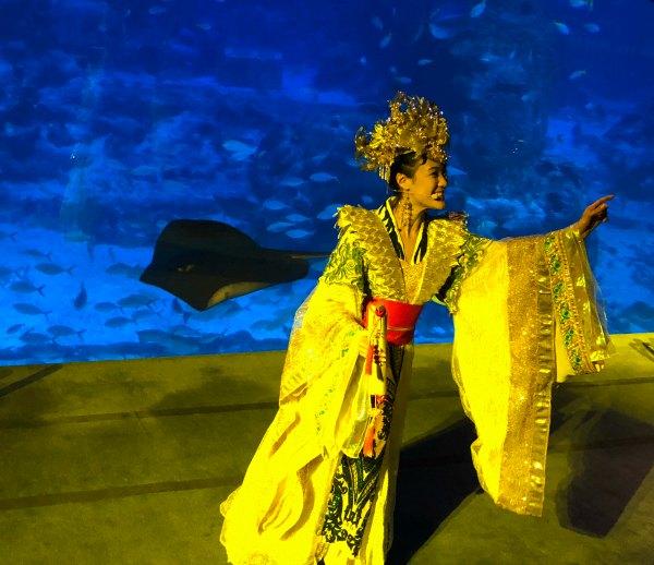 21 Review Ocean Dreams Sleepover Resorts World SEA Aquarium Singapore Kids Birthday Venue Sentosa