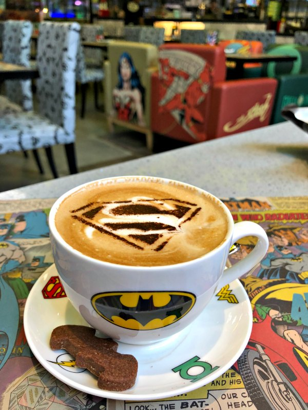 DC Super Comics Super Heroes Cafe Review Singapore Menu Promotion Discounts Food Kids Child Friendly Restaurants MBS Takashimaya 14